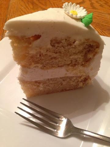 Ultimate Vanilla Cake Food Network