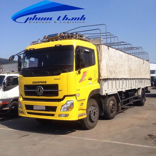 Thuê xe tải Phước Thành