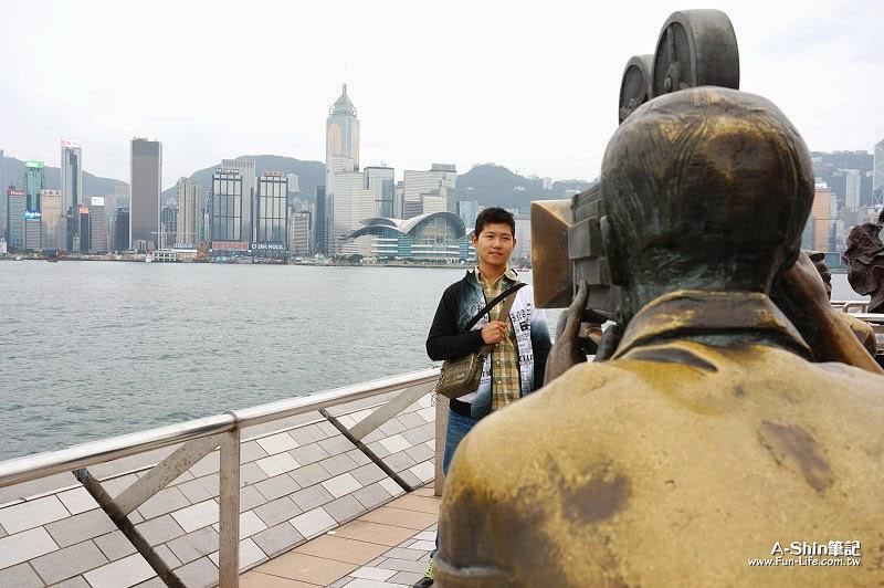 香港尖沙咀景點,星光大道