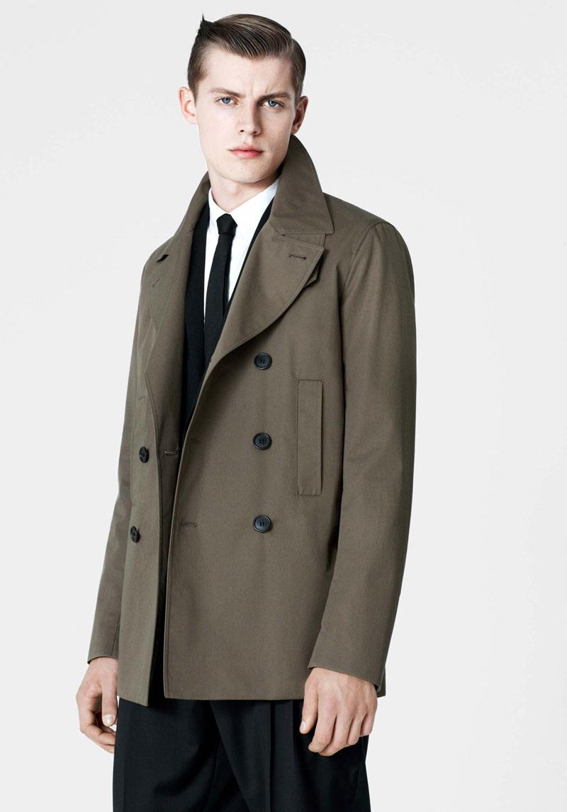 Lookbook Homme Fashion