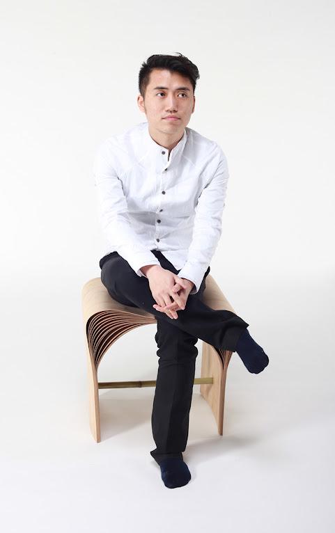 *彈性彎曲竹凳子:設計師陳旻傳統美學精湛呈現! 4