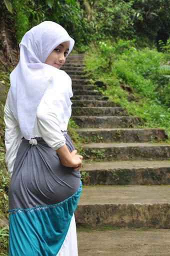 Koleksi Foto Gadis Cantik Berjilbab