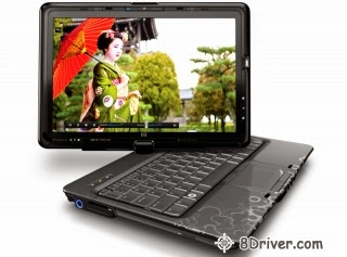 download HP TouchSmart tm2-2190sf Notebook PC driver