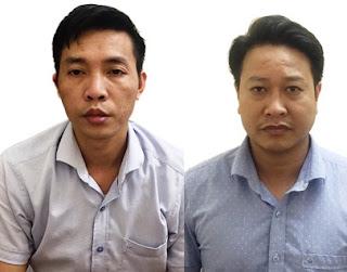 Khởi tố, bắt tạm giam 2 cán bộ liên quan đến tiêu cực trong thi cử tại Hòa Bình