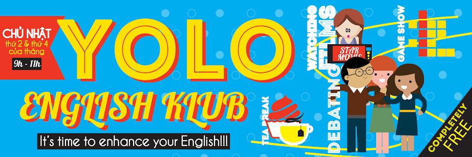 YOLO English Club