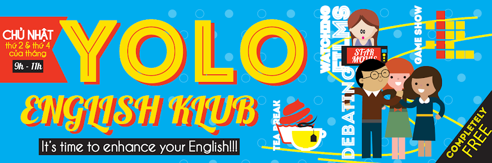 YOLO English Club