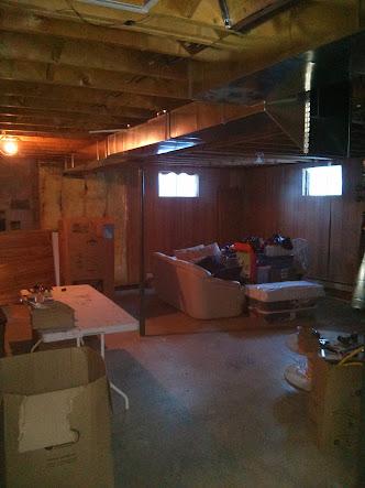 Nickwa S Basement Renovation Project Showcase Diy Chatroom Home