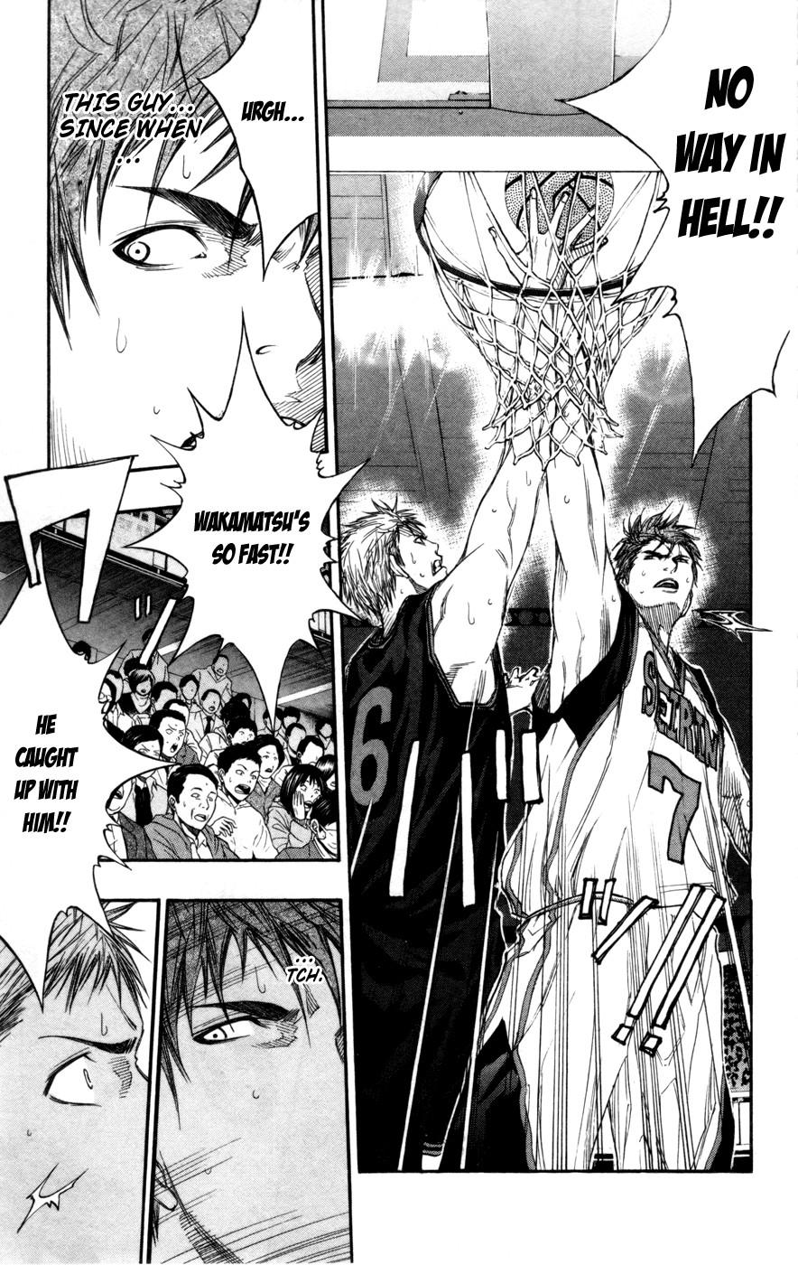 Kuroko no Basket Manga Chapter 116 - Image 6