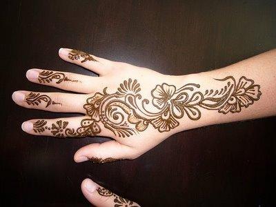 Tatuajes de henna reserva tu cita 313 880 0472 for Henna para manos