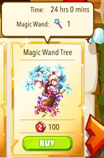 Magic Wand Tree