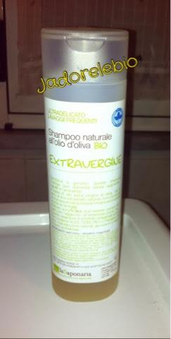 shampo la saponaria olio extravergine d'oliva