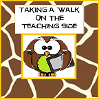 Taking a Walk on the Teaching Side
