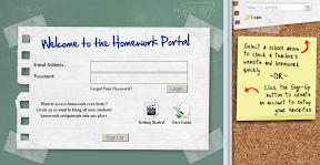Homework portal