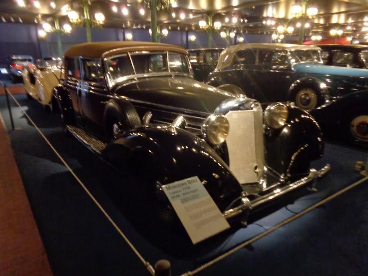 Musée Automobile de Mulhouse  DSC01129