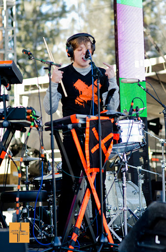 Robert Delong, Snowglobe Music Festival, Global Concepts