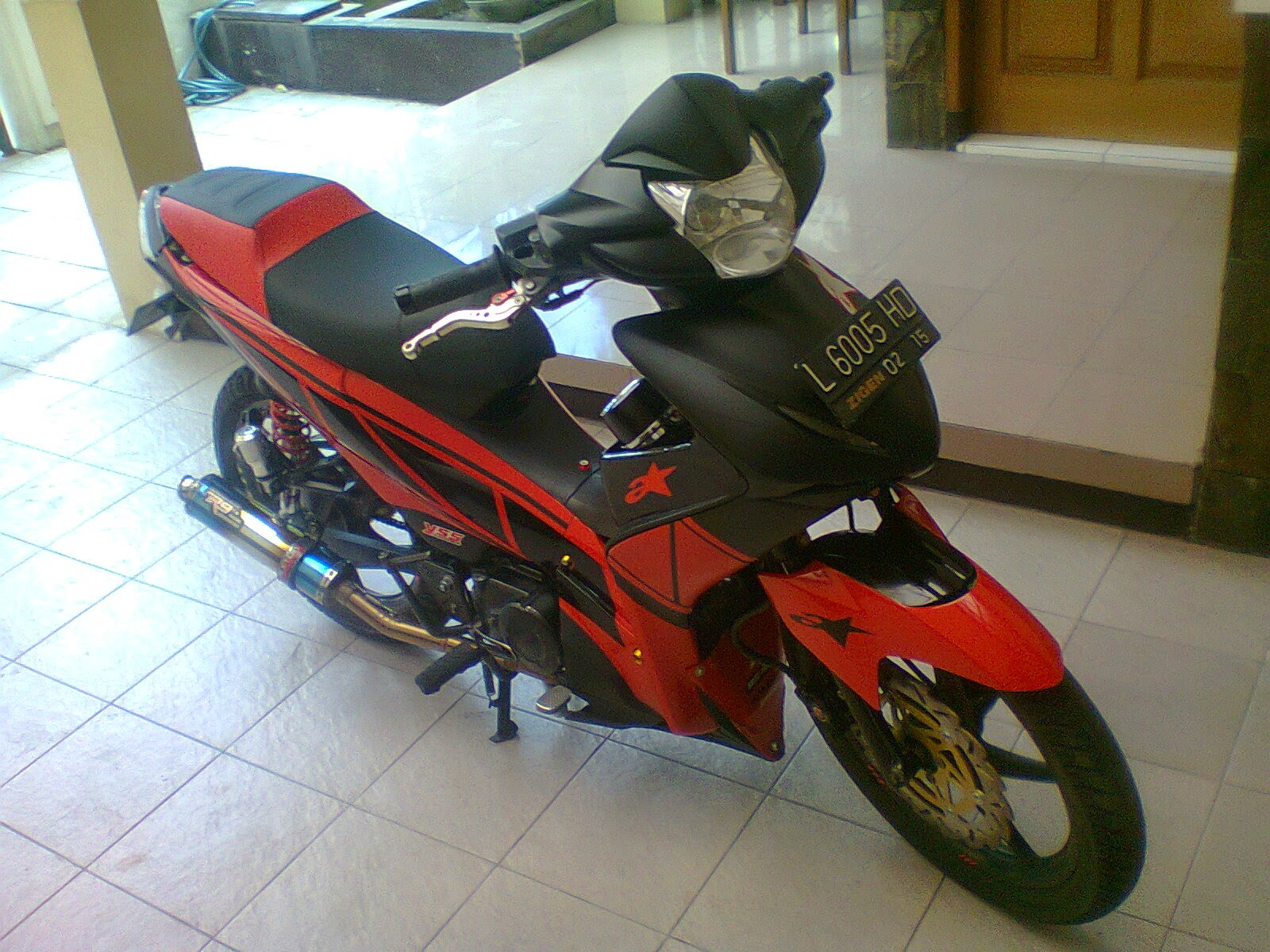 modifikasi absolute revo road race