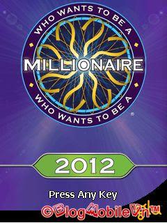 Millionaire 2012 – Ai là triệu phú 2012 [by Glu Mobile]
