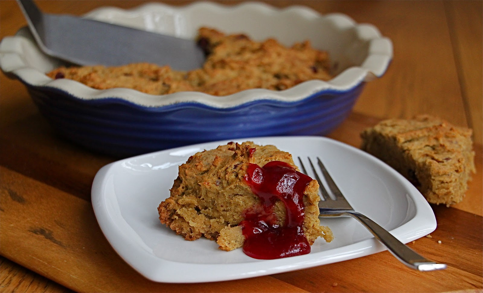Gluten-Free Irish Soda Bread makes a nice breakfast treat!