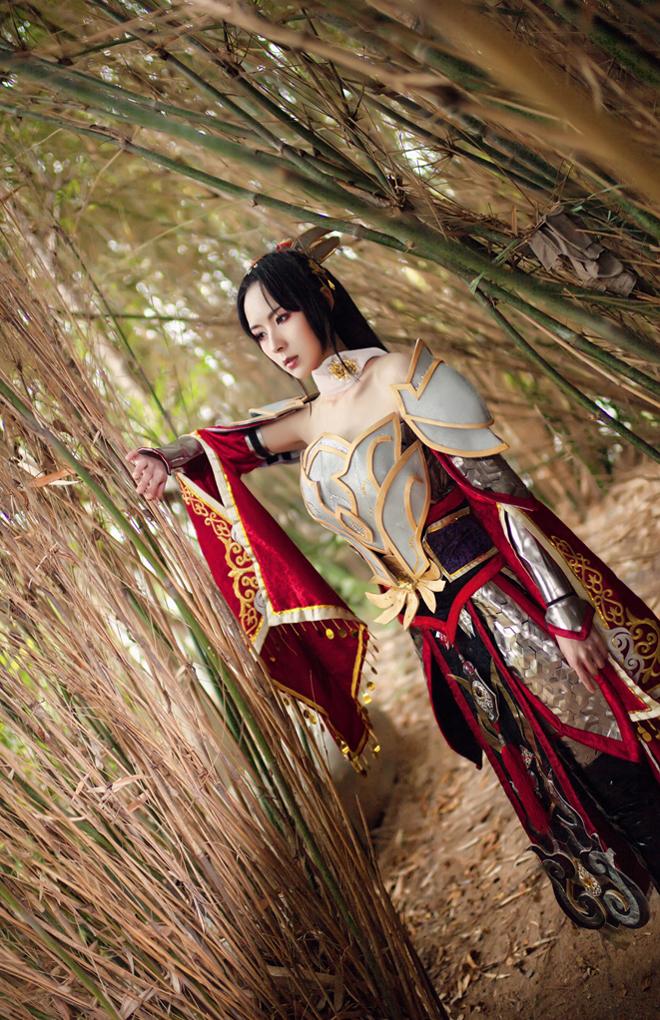 Vẻ đẹp của nữ hiệp Thiên Sách Phủ trong VLTK 3 - Ảnh 3