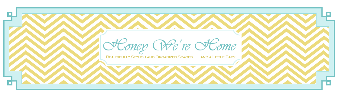 Guest Post at Honey We're Home