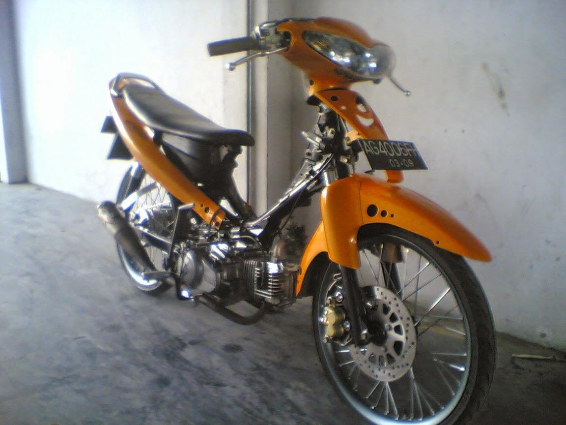 Honda Cs1 Modifikasi Ayago