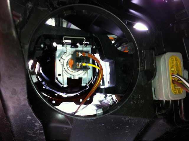 How to remove parking light bulb MBWorld org Forums
