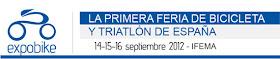En bici a Expobike IFEMA, 14-16 de Septiembre