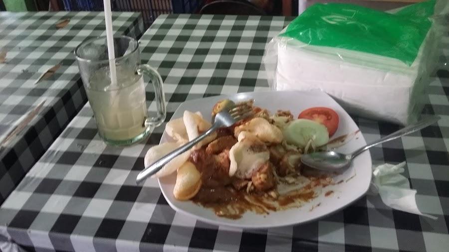 Lotek, Gado-gado Cabang Bu Bagyo Kolombo