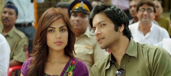 Screen Shot Of Hindi Movie Sonali Cable (2014) Download And Watch Online Free at Alldownloads4u.Com