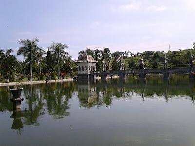 Taman Sukasada Ujung, Karangasem, Bali