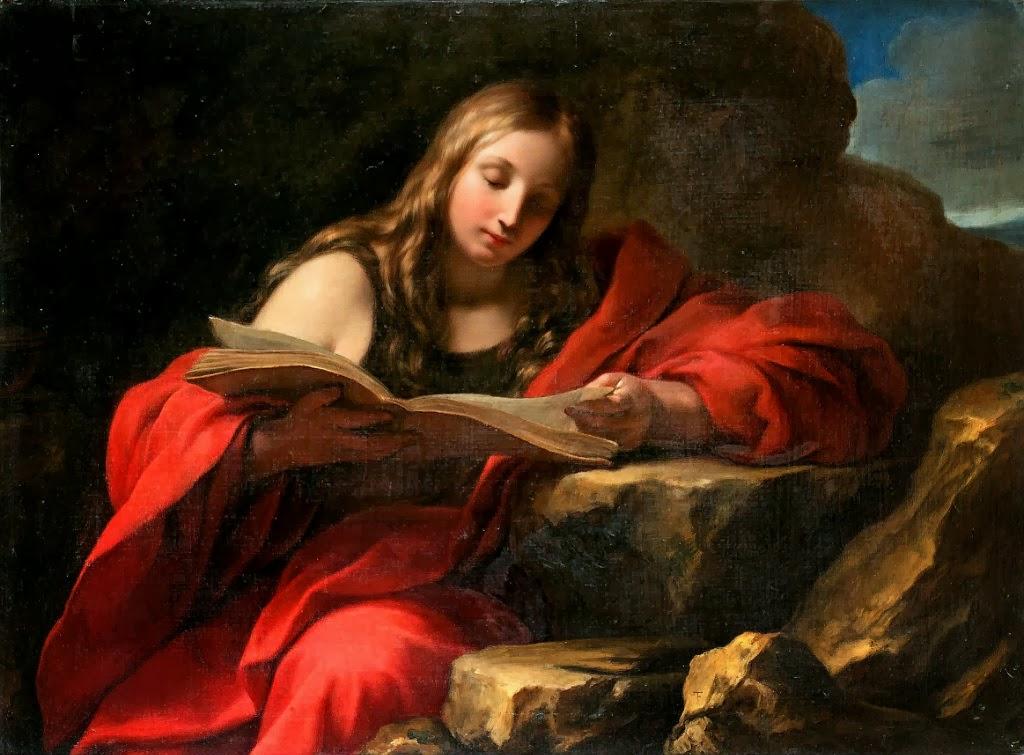 Francesco Trevisani - Maria Maddalena