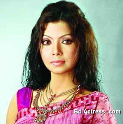 Bangladeshi Model Sushma