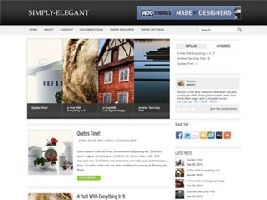 Simply-Elegant WordPress theme