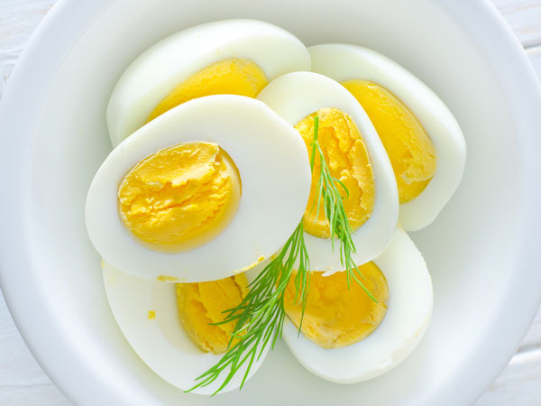 7 lợi ích sức khỏe của lòng trắng trứng gà - 7