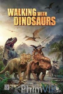 Dạo Bước Cùng Khủng Long - Walking With Dinosaurs poster