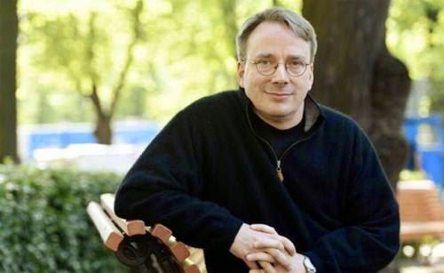 Linus Torvalds: Mi cultura es maldecir