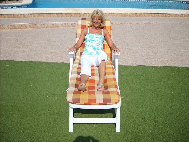Sue reclining