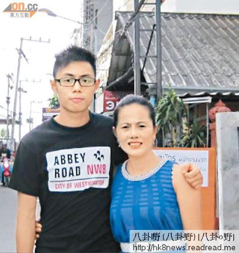 劉太控訴有人令她與兒子無法探望劉家輝。