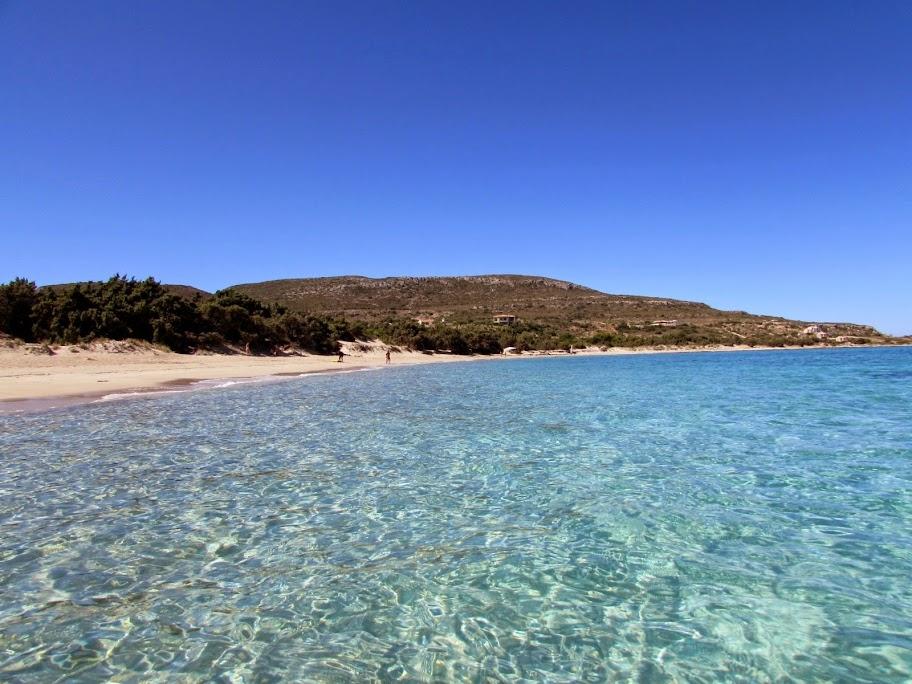 Elafonisos Island Panaghia beach