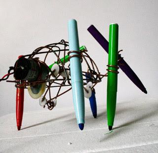 premier prototype de robotnik