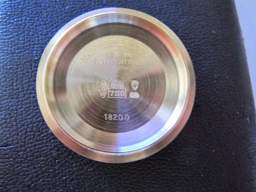 Bán đồng hồ Rolex Day Date chính hãng – model 18238 – mặt hạt xoàn – automatic 3155 – size 36mm