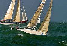 J/109 sailing around Ireland