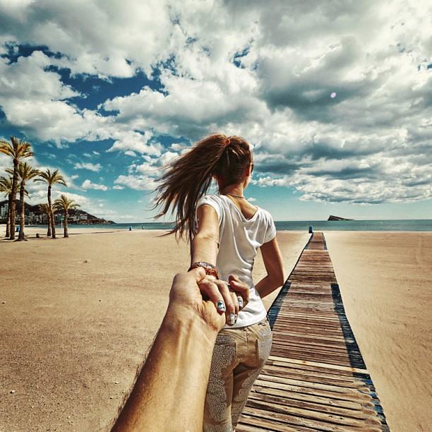 #執妳之手帶妳環遊全世界:以《Follow me》為主題拍出創意旅行照 10