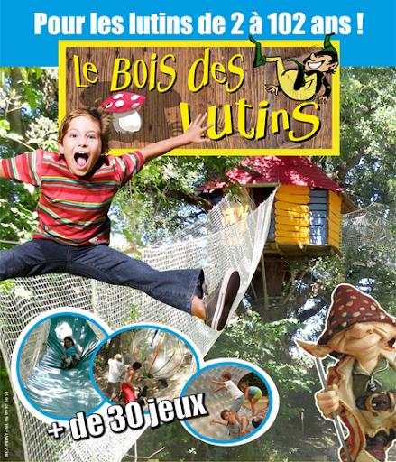 LE BOIS DES LUTINS ( Villeneuve Loubet 06 )