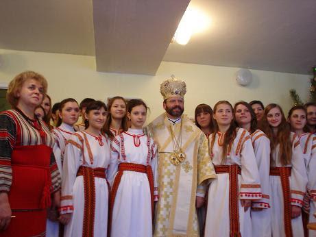 Фестиваль   коляди в Черкасах