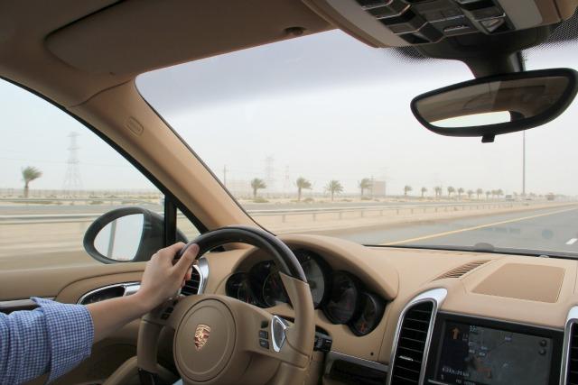 drive from Abu Dhabi to Dubai
