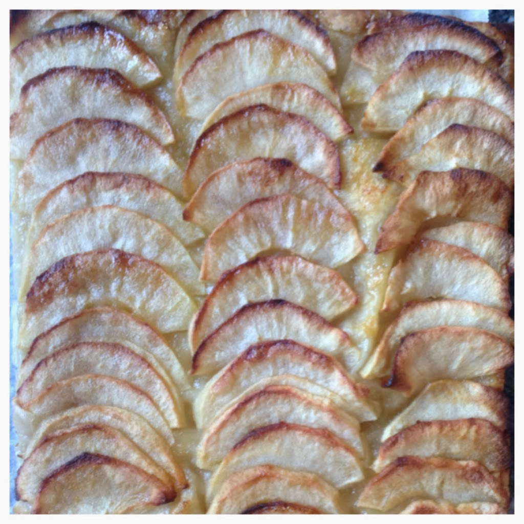 Easy Apple Tart Delicious Gone Simple