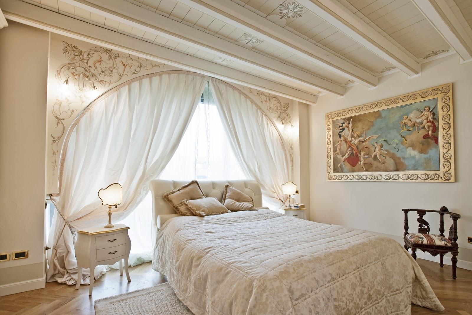 Boiseries per camera da letto: camere da letto. foto di camera da ...
