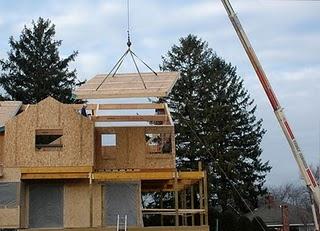 Construcción de viviendas con Oriented Strand Board OSB