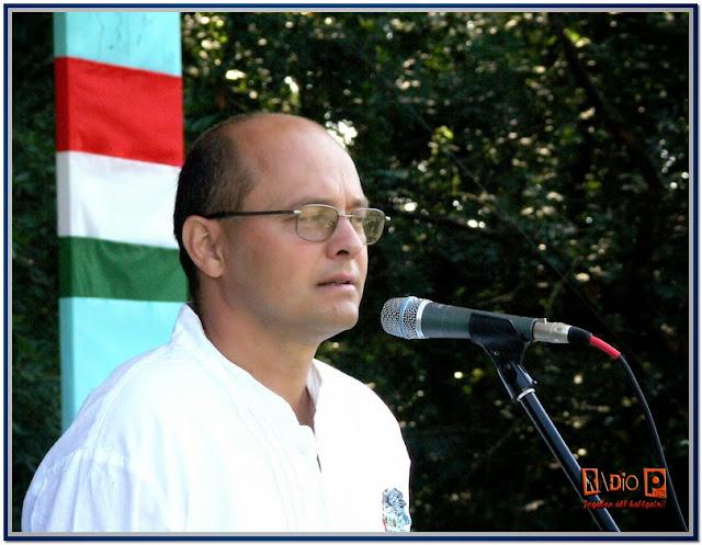 Felföldi Zoltán, Lakitelek polgárőr polgármestere